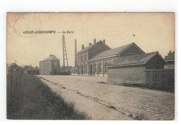 LEUZE-LONGCHAMPS - La Gare 1914 - Eghezée