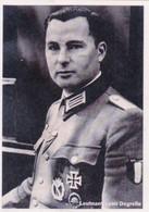 RPCP :LEON DEGRELLE PRESIDENT DU REXISME EXTREME DROITE BELGIQUE 1937, 2 Scans - Berühmtheiten
