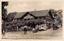 ROMONT (FRIBOURG).- HOTEL DE LA GARE ET TERMINUS - FR Fribourg