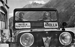 LA JEEH D'AROLLA - VS Valais
