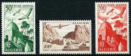 Argelia (Francesa) Aéreo-9*-10**-11** Cat.20€ - Algeria (1924-1962)