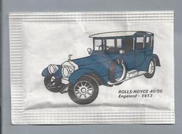 Suikerzakje.- ROLLS ROYSE 40/50. ENGELAND 1913. Suiker Sucre Zucchero Zucker Sugar - Suiker
