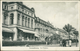 LU LUXEMBOURG /  Le Casino / - Luxembourg - Ville