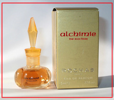 Rochas : Alchimie, Eau De Parfum 5 Ml - Mignon Di Profumo Donna (con Box)
