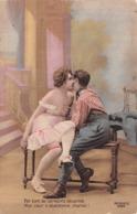 FOSCO - BOISSON IDEALE AU CHOCOLATE - PATRIOTIC 1289 SERIES POSTCARD #20252 - Werbepostkarten