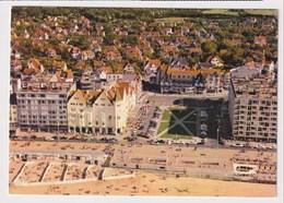 BELGIUM  - AK 370922 Knokke - Zoute - Zeedijk En Albertsplaats - Knokke