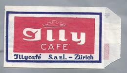 Suikerzakje.- JILY CAFE S.a R.l. - Zurich. Suiker Sucre Zucchero Zucker Sugar - Suiker