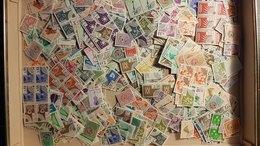 FRANCE : VRAC DE TIMBRES PREOBLITERES NEUFS EN FRANCS - FACIALE 200 EUROS - Preobliterados
