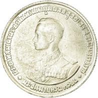Monnaie, Thaïlande, Rama IX, 20 Baht, 1963, SUP+, Argent, KM:86 - Thaïlande