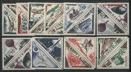 MONACO N° 453 à 472 Cote 150 €. Neufs ** (MNH). Série De 20 Valeurs. TB - Monaco