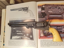 Exceptionnel COLT 1851 Gravé YOUNG Avec Holster Slim Jim Original - Armi Da Collezione