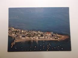 La Pointe Et Le Port De L'Ile - Ile Tudy