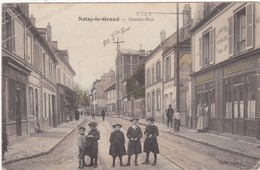 Seine Saint Denis : NOISY-le-GRAND : Grande-rue : Belle Animation Avec Les Enfants - Noisy Le Grand