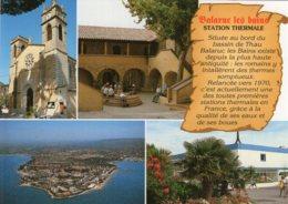B64230 Cpm Balaruc Les Bains, La Plage - Otros Municipios
