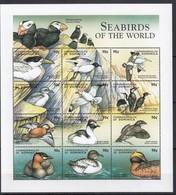 PK119 DOMINICA BIRDS SEABIRDS OF THE WORLD 1SH MNH - Other