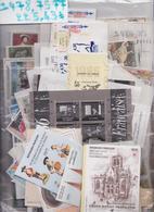 FRANCE LOT TIMBRES NEUFS SOUS VALEUR FACIALE 225,43€ - Stamps
