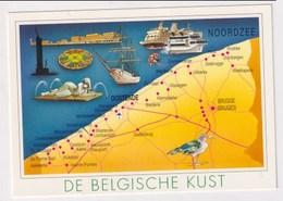 BELGIUM  - AK 371001 De Belgische Kust - Belgien