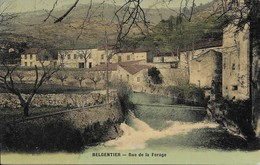 Belgentier Rue De La Ferage  Carte En  Bon état - Sonstige Gemeinden