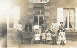 CAFE DE LA BASCULE A IDENTIFIER - Cafés