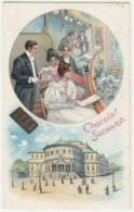 CHROMO Chocolat SUCHARD Produits Suchard     Serie 72 - Suchard