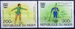 NIGER                      PA 263/264                  NEUF** - Niger (1960-...)