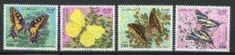 16474 ALGERIE N°740/3** Faune : Papillons     1981  TB - Algérie (1962-...)