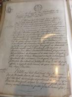 ANDELEYS Eure Mariage Levaillant Et Rousseau 1825 - Mariage