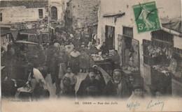 Algérie ORAN Rue Des Juifs - Oran