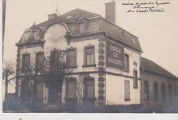 ST PRIVAT  Ancien Musee De Guerre Allemand  Ecole De Garçon - Francia