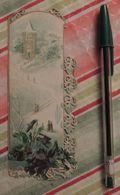 Chocolaterie Aiguebelle : Paysage Dans La Neige - Marque-Pages