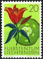 Liechtenstein 1970 - Mi 521 - YT 470 ( Flowers : Fire Lily ) MNH** - Nuovi