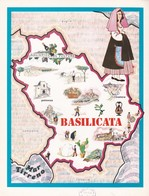 BASILICATA - ENOGRAFIA REGIONALE DEI VINI D.O.C - Mappe