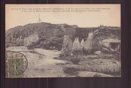 LE FORT DE VAUX - Guerre 1914-18