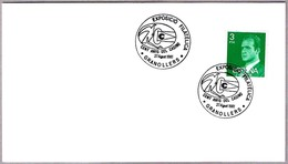Matasellos CENT ANYS DEL CASINO. Granollers, Barcelona, 1981 - 1931-Hoy: 2ª República - ... Juan Carlos I
