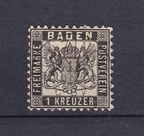 Baden - 1864 - Michel Nr. 17 A - Gest. - 20 Euro - Baden