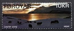 Faroe Islands  2009 CEPAC   MiNr.682  MNH (**)   ( Lot F 1836) - Féroé (Iles)