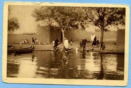 CPA Afrique Occidentale Soudan Français (Mali) Gao  Niger - Sudan