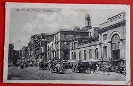 Napoli - Via Marina - Pescheria - Napoli (Napels)