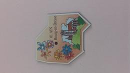 Magnet Le Gaulois Département 01 Ain – Bourg En Bresse - Tourisme