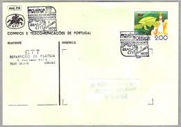 FERIA DEL MUEBLE DEL NORTE DE PORTUGAL - FURNITURE FAIR. Braga 1977 - Fábricas Y Industrias