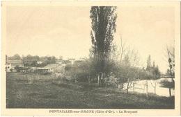Dépt 21 - PONTAILLER-SUR-SAÔNE - Le Bruyant - Altri Comuni