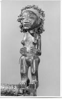 CP Photo Angola.  Musée De Dundo Chefs-d'oeuvre D'arts Premiers, Scultpure - Angola