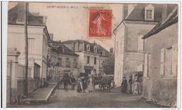 SAINT OUEN RUE PRINCIPALE 1907 TBE - Frankreich