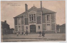 RILLE L'HOTEL DE VILLE 1917 TBE - Frankreich