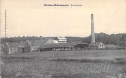 51 - SAINTE MENEHOULD ( Industrie Usine ) : La SUCRERIE - CPA Village (4.120 Habitants) - Marne - Sainte-Menehould