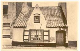 BLANKENBERGE - Ancienne Maison De Pêcheur - Blankenberge