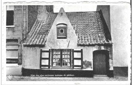 BLANKENBERGE - Une Des Plus Anciennes Maisons De Pêcheur - Oblitération De 1951 - Thill, N° 42 - Blankenberge