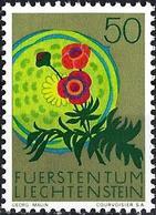 Liechtenstein 1970 - Mi 523 - YT 473 ( Flowers : Crowfoot ) MNH** - Nuovi