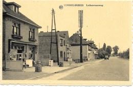 Lommel NA8: Barrier. Luikersteenweg - Lommel