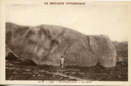 CPA - PLOUMANACH - LA LARVE - Ploumanac'h